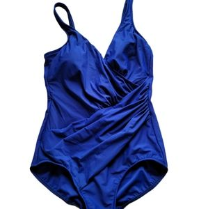 Miraclesuit Royal Blue Like New